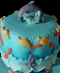 Bewitching Elegance Cake