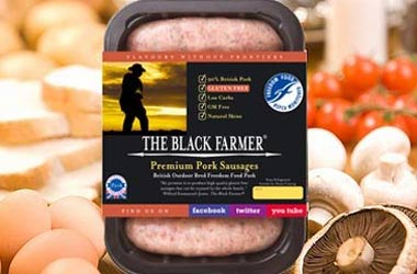 Black Farmer Gluten Free Sausages