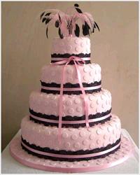 Maisie Fantaisie cake