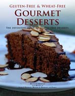 gluten free and wheat free gourmet desserts