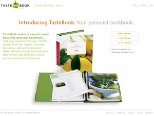 Tastebook