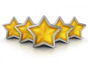 five-gold-stars