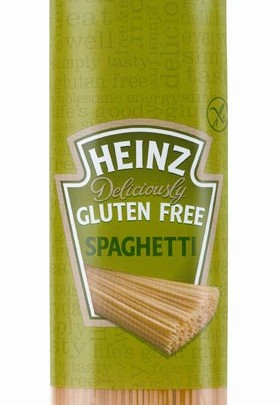 Gluten Free Challenge for Heinz