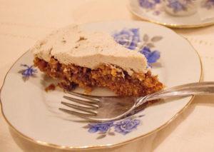 Gluten Free and Raw Apple Pie