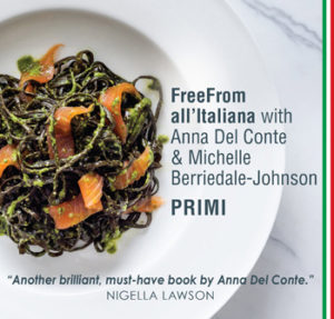 Cookery books – review of FreeFrom All'Italiana