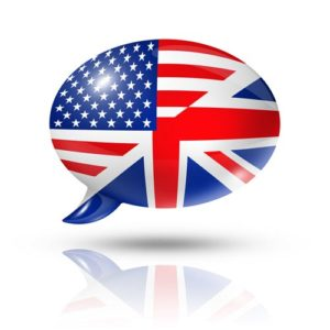 Ingredients and terminology: US vs UK