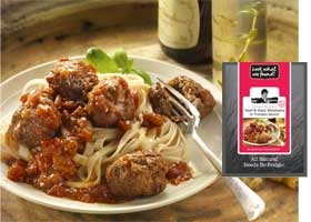 Beef and Basil Meatballs
