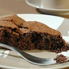 Sweet Things gluten free chocolate cake