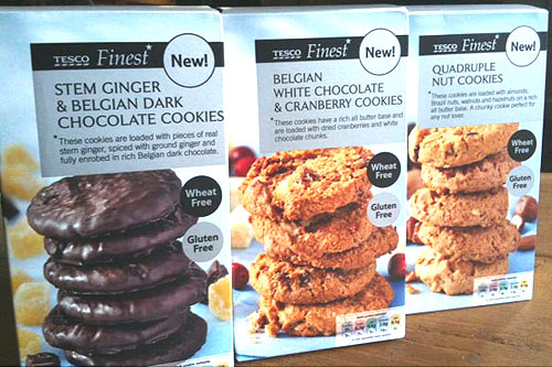 Tesco Free From Range Expands Free From
