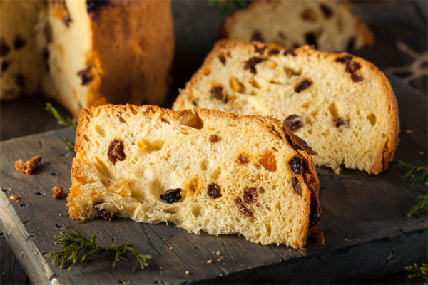 gluten free panettone